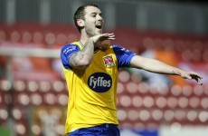 Interview: Byrne determined to step out of his father's shadow with Lilywhites