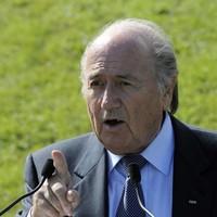 Classic Sepp: Blatter backtracks on racism punishments