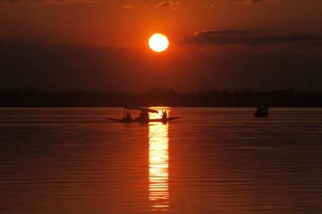 File photo of Dal Lake.