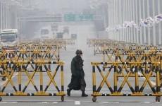 Diplomats in North Korea stay put despite tensions