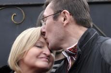 EU hails Ukraine pardon for Tymoshenko ally