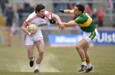 Division 1: Kerry succeed in Omagh to avoid relegation