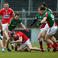O'Connor the scoring hero as Mayo reach Division 1 semi-finals
