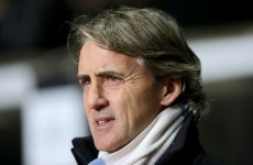 Preview: City still United's equals says Mancini