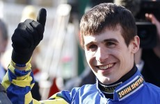 'I'm grand': National winner Ryan Mania tweets from hospital after fall