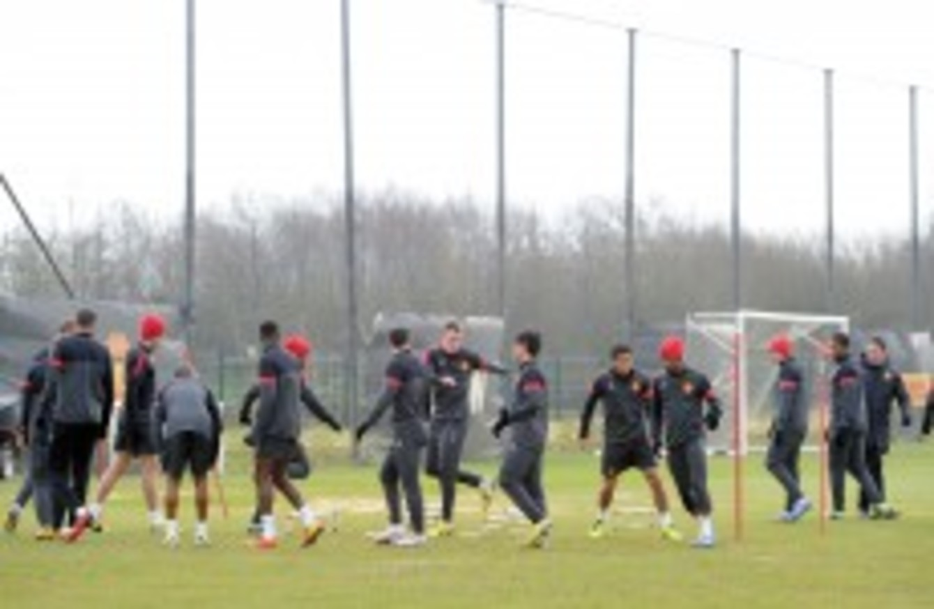 Manchester United Sell Training Ground Name As Part Of New 180m Aon Deal
