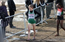Britton pulls out of Great Ireland Run with fatigue