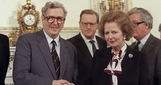 6 key moments that defined Margaret Thatcher's relationship with Ireland