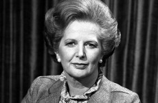 """First lady of girl power"": Thatcher's death – the Twitter reaction"