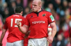 POLL: Did Paul O'Connell play himself onto the Lions plane to Oz?