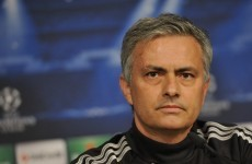 Real have everything to lose, says Mourinho