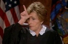 The Dredge: Welcome to Dublin Judge Judy