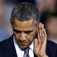 Obama slams Republicans for gun reform 'stunts'