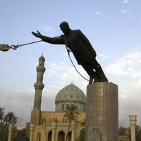 10 years ago today: Saddam's statue topples in Baghdad