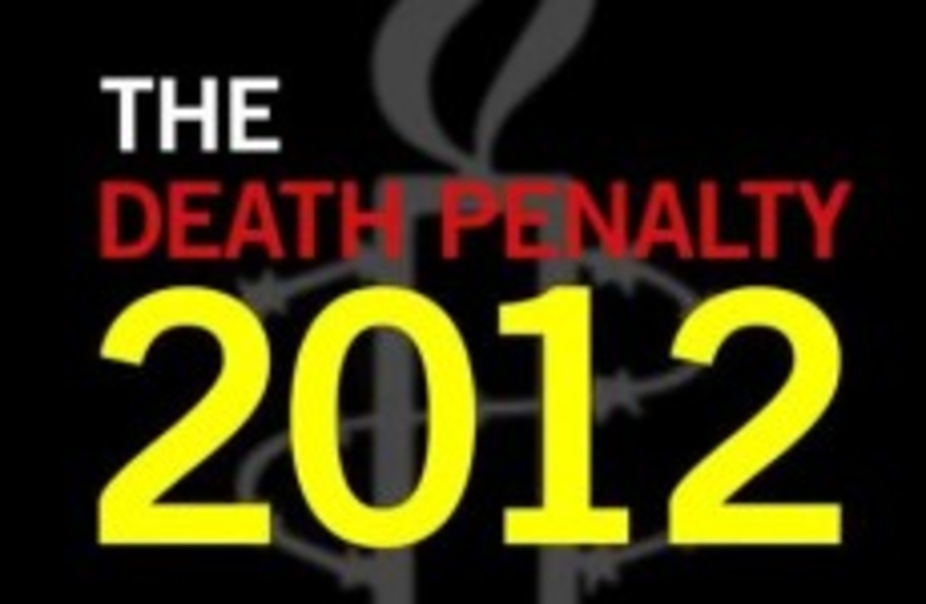 Death penalty stats show increase in executions but drop in