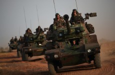 France withdraws first batch of soldiers from Mali