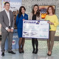 Cystic fibrosis charity flying high due to Ryanair charity calendar