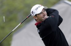 'It's just about waiting for my turn to come around again' - Harrington
