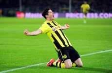 Dortmund progress to Champions League semi-finals after astonishing finale
