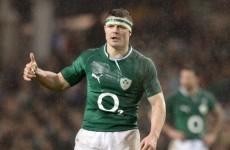 Mane man: Brian O'Driscoll targets 4th Lions tour