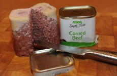 Bute found in Asda's corned beef product