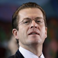 German defence minister accused of 'heavily plagiarising' PhD thesis