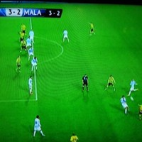 Malaga to lodge official protest after late drama in Dortmund