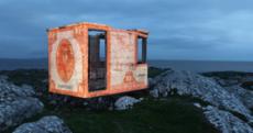 VIDEO: Austrian artist shines new light on forgotten Irish lookout posts