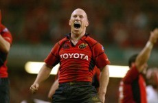 9 of the best from Peter Stringer as he waves goodbye to Munster Rugby