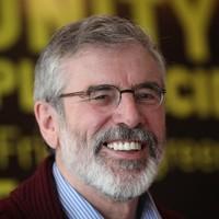 Gerry Adams criticises parties celebrating Thatcher's death