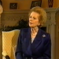 Video: When Margaret Thatcher didn't want to jump for TV
