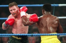 'We're 2 old guys trying to sort a grudge' - Steve Collins on his boxing comeback