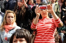 Poll: Is filming a performance on your mobile phone acceptable?