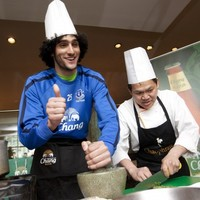 Snapshots: Just another random day in the life of Marouane Fellaini