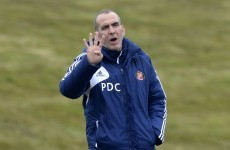 Paolo Di Canio not fazed by fans' chanting