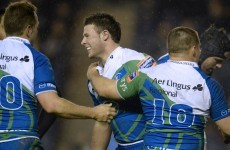 Henshaw scores first-ever try, as Connacht win in Edinburgh