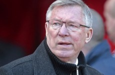 Ferguson has no sympathy for Mancini following 'fear' comments