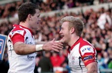 """Anscombe: """"We can rest over the weekend and smile, knowing we're back on top"""""""
