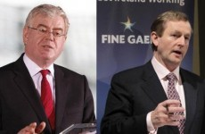 Kenny won't be drawn on Labour-FG coalition issues