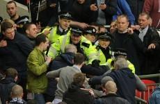 WATCH: Millwall fighting mars FA Cup semi-final