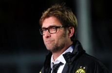 Herr Cut! Dortmund's Klopp admits hair transplant