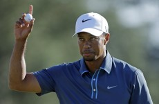 'I'm abiding by the rules,' insists Tiger Woods