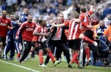 WATCH: Vaughan strike completes derby delight for Sunderland