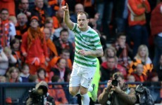 Stokes sends Celtic into Scottish Cup final