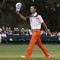 Silver Cup for history-maker Guan at Masters