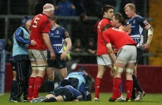 Paul O'Connell to escape citing after kicking Kearney in the head