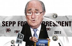 A candidate for change: Is FIFA hopeful Grant Wahl for real?