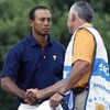 Tiger Woods' ex-caddy Steve Williams had some crucial advice for Adam Scott last night