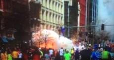 Pics: Devastation at the finish line of the Boston marathon