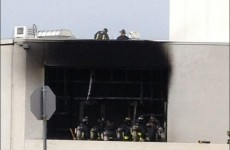Police say JFK Library incident was 'fire related'